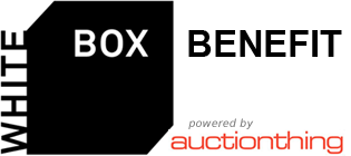 White Box Benefix Auction
